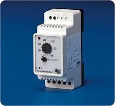 ETI-1551 mechanikus termosztát csőkísérő fűtéshez, ETF-622 szenzorral