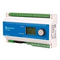 ETO2-4550 2 zónás termosztát kültéri burkolatfűtéshez, érzékelő nélkül