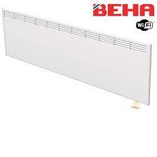 BEHA PV12 WIFI 1250W elektromos norvég fűtőpanel