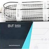 BVF H-MAT 100W/4m2 elektromos fűtőszőnyeg - 400W