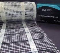 BVF H-MAT 150W/1m2 elektromos fűtőszőnyeg - 150W