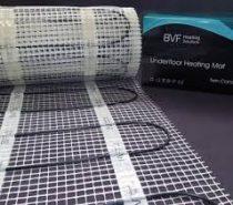 BVF H-MAT 150W/12m2 elektromos fűtőszőnyeg - 1800W
