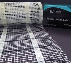 BVF H-MAT 150W/3,5m2 elektromos fűtőszőnyeg - 525W
