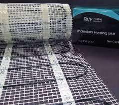 BVF H-MAT 150W/4,5m2 elektromos fűtőszőnyeg - 675W